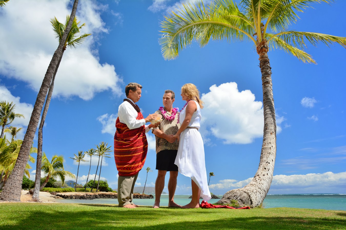 Hawaii Wedding Locations